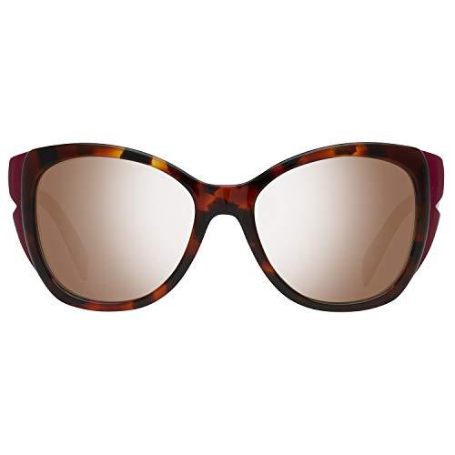 Just Cavalli Damen Sun JC755S 54G-52-17-135 Sonnenbrille, Brown, 52