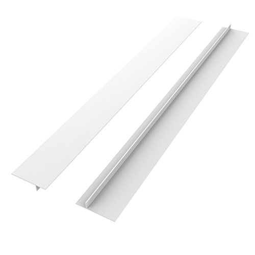 Nuovoware Silikon Gap Cover, [2PACK] 24,7