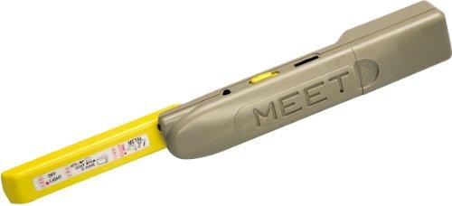 Maurer 87541 Metal Detector Multifunzione, Grigio/Giallo