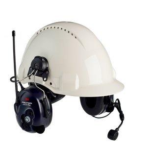 Preisvergleich Produktbild 3M MT53H7P3E4410WS5WS Lite Com PMR 446mit Bluetooth, Helm mit Akku und Ladegerät