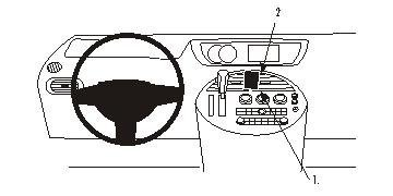 brodit-proclip-853325-center-mount-pour-nissan-quest-modeles-2004-2006