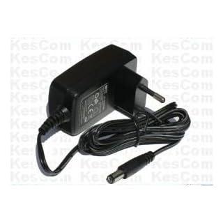 KesCom 12V Netzteil/Steckernetzteil passend für APD WA-24E12 und Iomega MDHD500-U