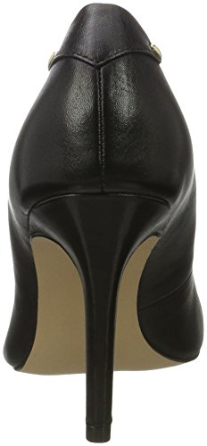 Aldo Lahren, Escarpins Femme Noir (97 Black Leather)