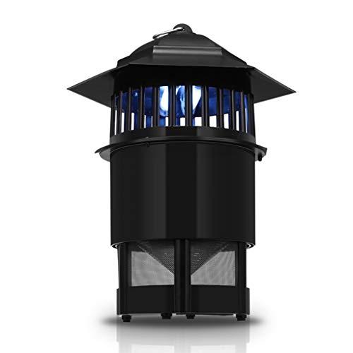 A-ZHP Mückenlampe Moskito-Mörder-Lampe, Wanzen-Zapper-Lampen-tragbarer stummer Moskito for das Innenaußenschlafzimmer-Küchen-Büro kampierendes Wandern