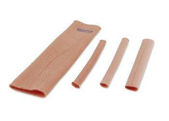 Silipos Digitube Plus 1 x 6 Ribbed Knit Fabric Gel Wide Tubing # of 2 by Silipos