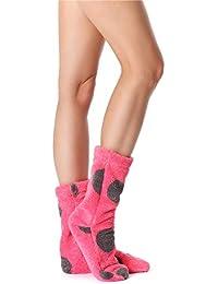 L&L Calcetines Zapatillas Pantuflas Mujer 2015