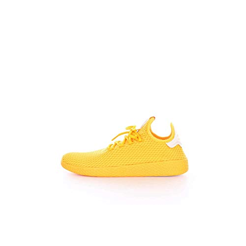 adidas Herren Pw Tennis Hu Fitnessschuhe, vergoldet Doruni/Ftwbla, 43 1/3 EU (Für Tennis-schuhe Adidas Männer)