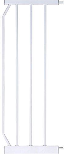IB-Style - Verlängerungen / Erweiterungen / Zubehör für Tür- und Treppenschutzgitter MIKA BERRIN KAYA Weiß | 4 Längen | 30cm