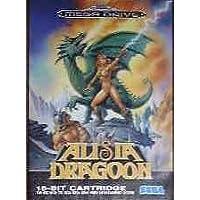 Alisia Dragoon [Megadrive FR]