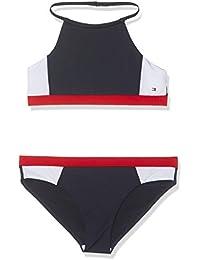 0d373dc7fbf4 Amazon.fr   Tommy Hilfiger - Maillots de bain   Fille   Vêtements