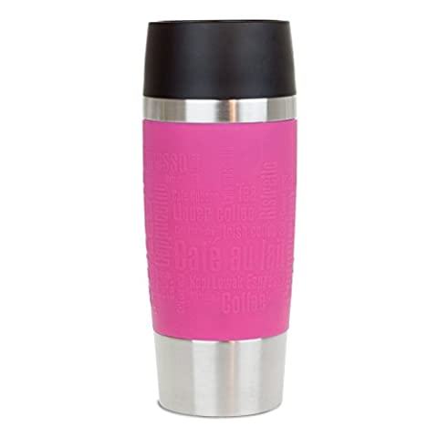 Geschenke 24 Emsa Thermobecher selbst gestalten - personalisiertes Geschenk für Männer und Frauen - Travel Mug mit Namen gravieren