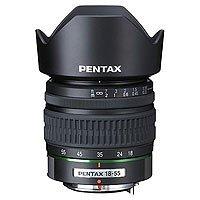 Pentax SMC-DA 18-55mm / f3,5-5,6  Objektiv (Standardzoom) für Pentax