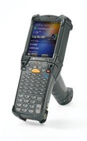 Zebra MC92N0-GA0SXERA5WR Mobile Computer, Pistole, 802.11a/b/g/n, 1D Standard Laser (SE965), VGA Farbe, 512 MB RAM / 2 GB Flash, 53 Tasten, WE 6.5.x, BT -