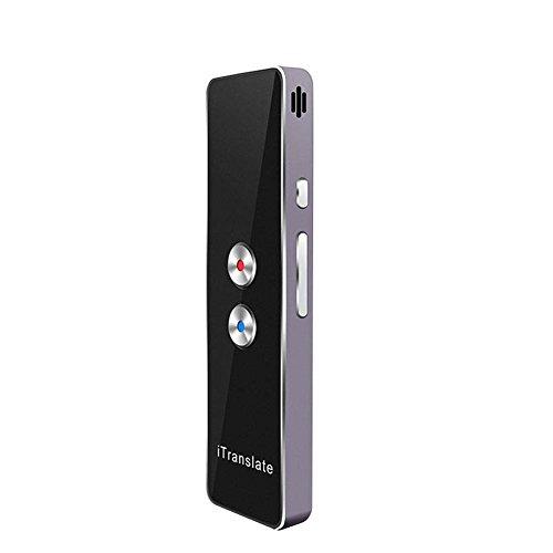 PerGrate Intelligente Übersetzer 30 Sprachen Instant Voice Pocket Gerät Reiseübersetzungs-Tool