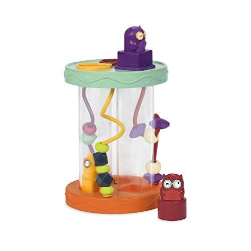 BTOYS- Boite A Forme SONORE B Toys, BX1384, Multicolore