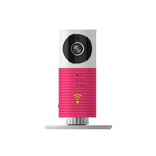 Generic DOG-1W - Cámara de vigilancia de bebés, color rosa
