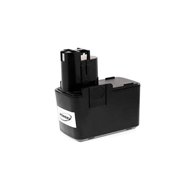 Akku für Bosch Bohrschrauber PSR 9.6VES-2 NiMH, 9,6V, NiMH