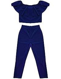 Redstrong Modisches Design Sexy Frauen Liebsten Overall Sets Einfarbig Komfortable Tops + Lange Hosen Set Anzüge Für Mädchen Weibliche