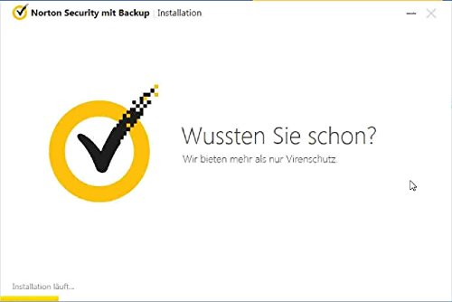 Norton Security mit Backup - 10 Geräte (PC, Mac, Android, iOS) (Product Key Card) - 3