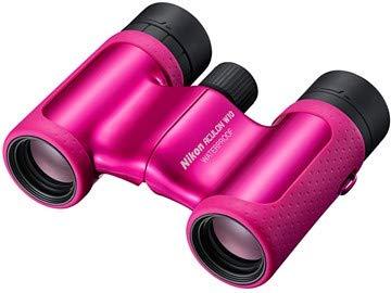 Nikon Aculon W10 8x21 Fernglas pink