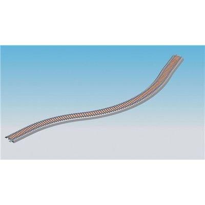 Roco 61106 - Roco HO - Flexigleis G800 geoLine gebraucht kaufen  Wird an jeden Ort in Deutschland