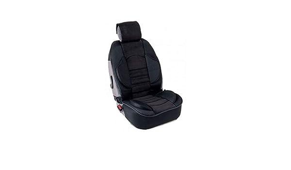 2015//05-2017//12 Coprisedile anteriore grande comfort per Tourneo Connect//Grand Tourneo Connect Kombi 1 pezzo nero