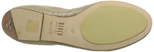 Bloch Aida, Ballerines femme Beige (Warm Sand)