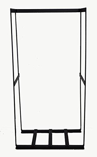 Tall Rectangle Log Basket