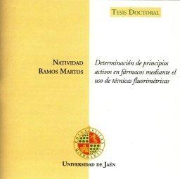 Determinación de principios activos en fármacos mediante el uso de técnicas fluorimétricas (CD Tesis)