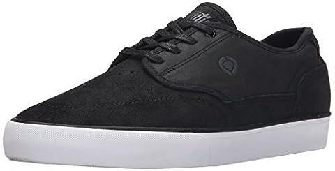Rollers chuh Env. Essential skateshoes, black/krew, 41 EU