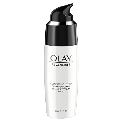 Olay Regenerist Advanced Anti-Aging UV Defense Regenerating Lotion SPF 50 1.7 fl oz (50 ml) by AB