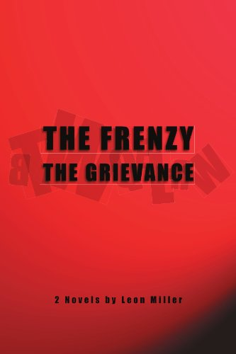 The Frenzy the Grievance Cover Image