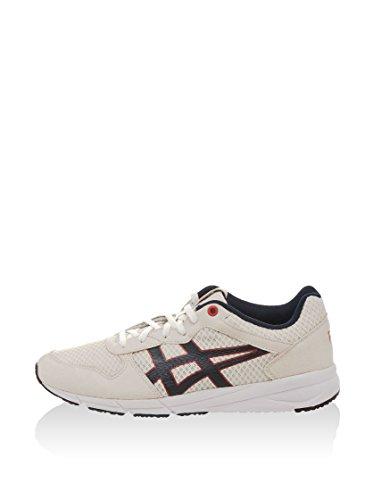Onitsuka Tiger  Shaw Runner, Chaussures de ville à lacets pour homme Blanc (White)