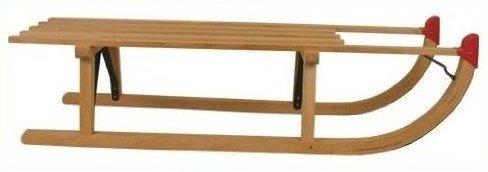 100 cm Schlitten Holz Davos auf Amazon
