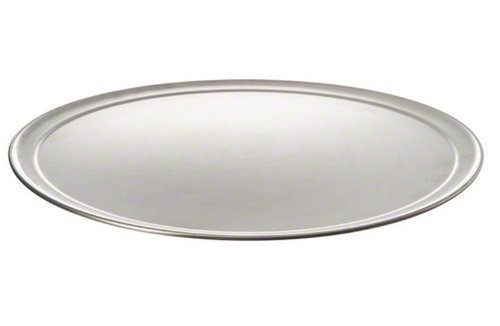American Metalcraft TP18 TP Series 18-Guage Aluminum Standard Weight Wide Rim Pizza Pan, 18-Inch by American Metalcraft American Metalcraft, Inc Wide Rim Pizza Pan