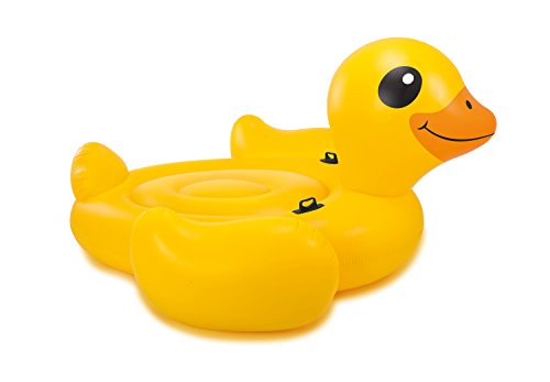 Intex 56286EU - Patito mega hinchable 221 x 221 x 122 cm