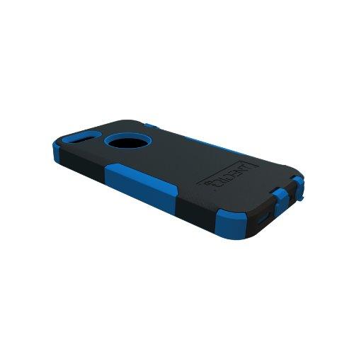 Trident Aegis-Coque rigide avec Film de Protection d'écran pour Apple iPhone 5 bleu