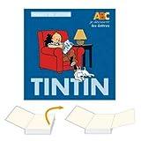 Tintin : Je découvre les lettres...