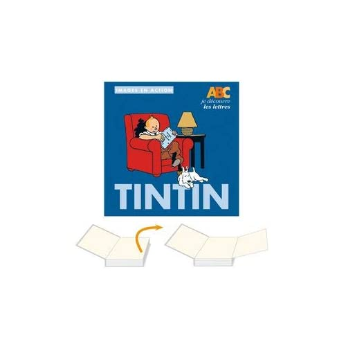 Tintin : Je découvre les lettres