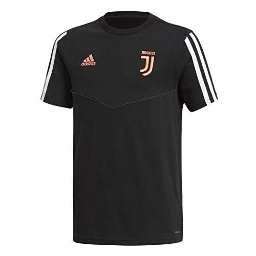 6e617c9a9c adidas 19/20 Juventus tee Youth T-Shirts, Unisex niños, Black/Dark Grey,  1314