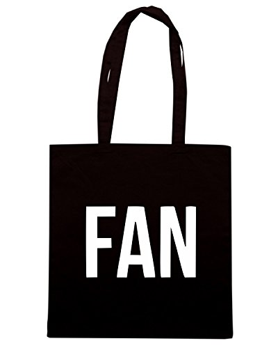 T-Shirtshock - Borsa Shopping OLDENG00492 fan Nero