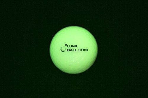 lumiball Golfball leuchtend 4er Pack
