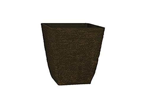 Stone Light Antique AK Series Cast Stone Planter (Pack of 6), 10.5 by 11