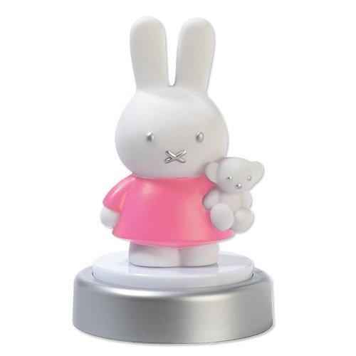 speel Goed 33227-Miffy lámpara 3D, Color Rosa