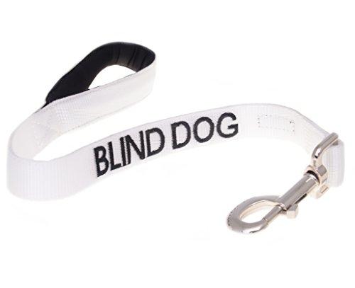 arnung Hund farbcodierte Edles personalisierte 60cm 1.2m 1.8m Leine Unfälle oder Vorfälle Hund LEBENSLANGE GARANTIE zu verhindern. Preisgekrönte (60cm) ()