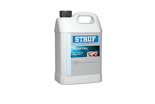 Stauf 151300 Dispersionsbasierte Fugenkittlösung Aqua Fill, 5l