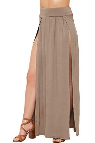 8fcade168fb5 Preisvergleich Double Slit Skirt - Top Angebote, Schnäppchen ...