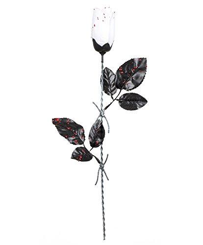 Boland 72148 Weiße Rosen, 45 cm