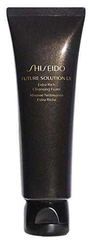 Shiseido Future Solution LX Extra Rich Cleansing Foam - Reinigungsschaum, 125 g (Shiseido-gesicht Waschen)