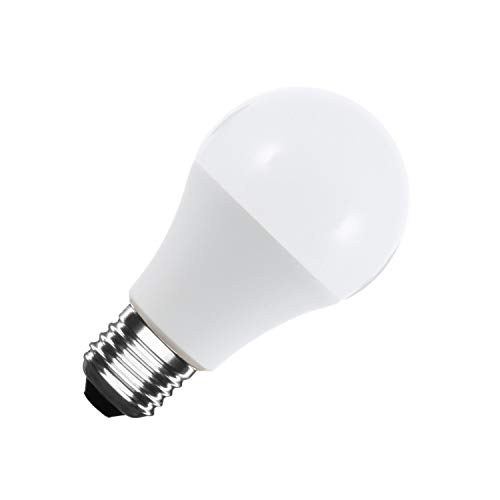 Bombilla LED E27 A60 10W Blanco Frío 6000K-6500K